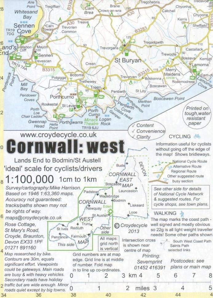 Cornwall West